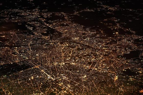 Light pollution - negative impact on health and the environment. 2