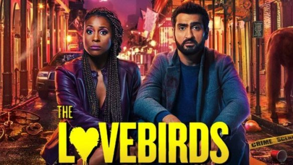 The Lovebirds - Netflix Originals movie review (no spoilers)