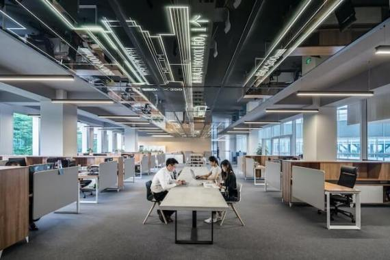 Is this the end of open office design? 1