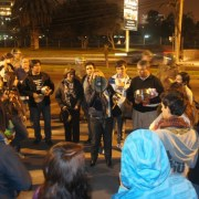 Iquique se suma a los cacerolazos, la nueva forma de protestar