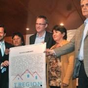 Campamentos tendrían fecha de vencimiento en la Región de Tarapacá