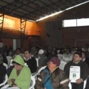 Promueven incorporación de feriantes a sistema previsional y de protección social