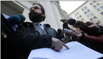 Diputado Gutiérrez dice que Hinzpeter conocía denuncia contra Gordon