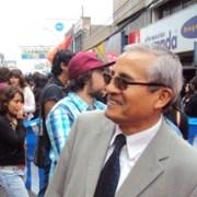 """Sociólogo Víctor Guerrero: """"Como académico no podemos estar ausente de movilizaciones"""""""