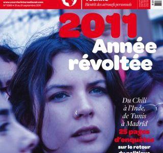 Camila Vallejos, ícono mundial de las revueltas sociales