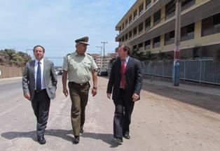 """Tras asesinato de joven anuncian nuevo plan de seguridad en el sector """"La T"""" de Bajo Molle"""