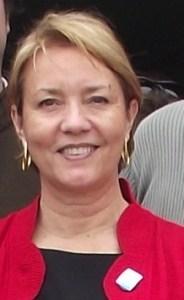 Ana María Tiemann -la vocera- se instaló en el epicentro del poder