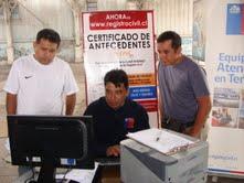 Fácil acceso web del Registro Civil para obtener certificados gratuitos