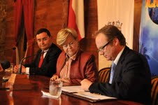 Iquique firmó con TVN transmisión del Festival Verano 2012