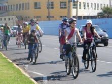 Deporte y solidaridad, dos razones para asistir a cicletada Misión Noche Buena