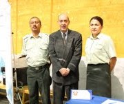 Cónsul de Perú comprometió ayuda para internas de su país