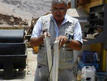 Empresas iquiqueñas patentan proceso no contaminante de extracción de Cobre