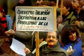 """Jorge Gajardo: """"El movimiento estudiantil no se ira mientras no logré su objetivo"""""""
