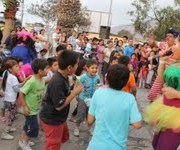 """Navidad anticipada para 400 niños de la población """"Teniente Ibáñez"""""""