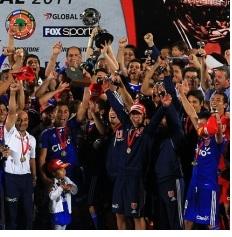 """La """"U"""" se corona campeón de la Sudamericana y se desata el carnaval azul"""