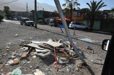 Esfuerzo por normalizar retiro de basura que aún se acumulan en algunos sectores de Iquique