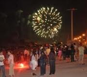 Alto Hospicio: Más de 15 mil personas participaron en llegada del 2012
