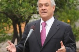 """Piñera: """"El gobierno tiene antecedentes de que muchos de estos incendios fueron intencionales y no fruto del azar ni de la naturaleza"""""""