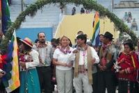 Seremi de Gobierno destaca la conexión con las tradiciones ancestrales del Tambo Andino