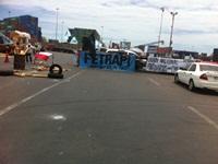 Seremi de Gobierno rechaza crítica de ITI a autoridades regionales por paro portuario