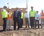 Obras de expansión del puerto de Iquique permitirán doblar capacidad de almacenaje