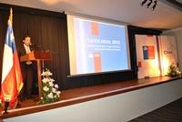 Seguridad Ciudadana destaca en Cuenta Pública del Gobernador Provincial de Iquique