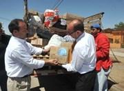 Provincia del Tamarugal recibió segundo camión con ayuda de iquiqueños