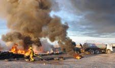 Otro incendio intencional en autódromo de Hospicio, provocado por drogadictos
