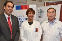 Hospital de Iquique cuenta con nuevo director