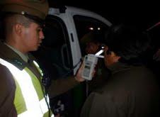 Intensos controles policiales durante fin de semana arrojó 28 detenidos