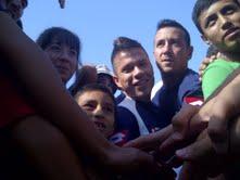 Niños de Fútbol+ Tarapacá, fueron homenajeados por plantel de Deportes Iquique