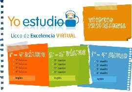 Recursos digitales gratuitos para Educación Básica y Media en www.yoestudio.cl