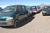 Carabineros frustró millonario contrabando de vehículos con destino a Bolivia