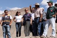 Piñera entregará subsidios a pobladores de Camiña