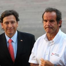 """Allamand-Golborne: """"el club de la pelea"""" que complica a Piñera"""