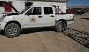Ejército boliviano utilizaba camioneta con encargo de robo en Chile