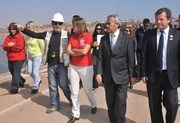 Ministra de Medio Ambiente inspeccionó Planta de Aguas Servidas en Alto Hospicio