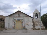 El MOP inició trabajos de restauración de Iglesia de Mocha