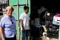 Feria de reciclaje electrónico logró recuperar 20 toneladas de desechos