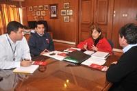 Gobierno de Tarapacá inicia socialización del megasimulacro de terremoto y tsunami