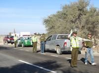 Suspensión provisoria del tránsito por ruta A-16 para vehículos pesados a partir de las 13.00 horas de hoy
