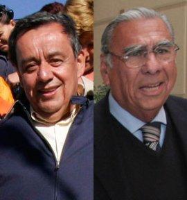 """candidatos que corren por fuera: Patricio Herman, Iván Mlynarz, Gonzalo Cornejo, Jorge """"Choro"""" Soria y Salvador Urrutia"""