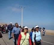 Caminata Saludable cierra mes del corazón en Alto Hospicio