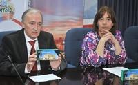 Lan incorpora imagen de Teatro de Humberstone en los snack de sus vuelos nacionales y a Bolivia