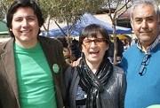 Gonzalo Prieto monitoreó en Santiago reclamación ante Servicio Electoral por rechazo de candidatura