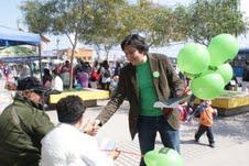 Gonzalo Prieto (PPD), candidato   a concejal por Hospicio, inició su campaña