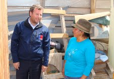 Programa de Habitabilidad favorece a familias de Alto Hospicio