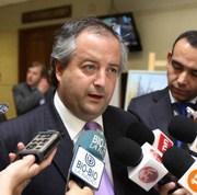 Querella criminal presentará Cámara de Diputados, por ataque a oficina de Gutiérrez