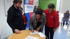 """""""Yo trabajo"""", nuevo programa implementado por el FOSIS en Tarapacá"""