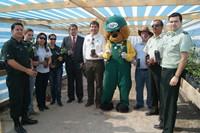 CONAF entregó 1.000 árboles a Centro Penitenciario de Pozo Almonte